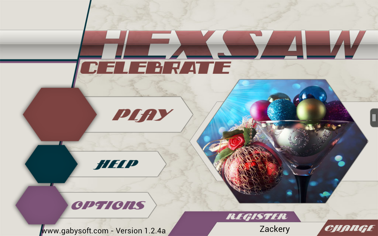 HexSaw - Celebrate- screenshot