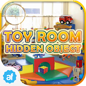 Hidden Objects Toy Room Free