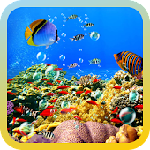 Underwater World Gallery LWP