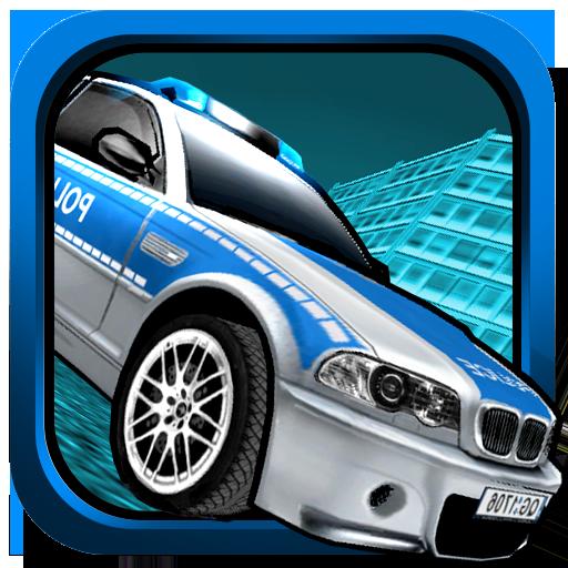 警察ゲームの3Dドライビング 角色扮演 App LOGO-APP試玩