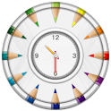 Simpleness Clock Widget icon