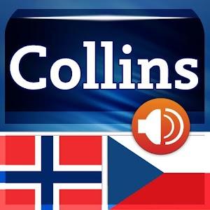 Norwegian<>Czech Dictionary Icon