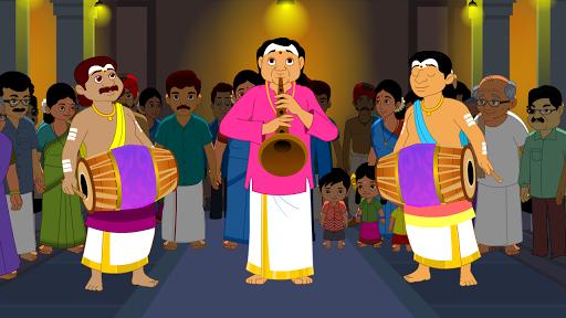 Tamil Nursery Rhymes-Video 08