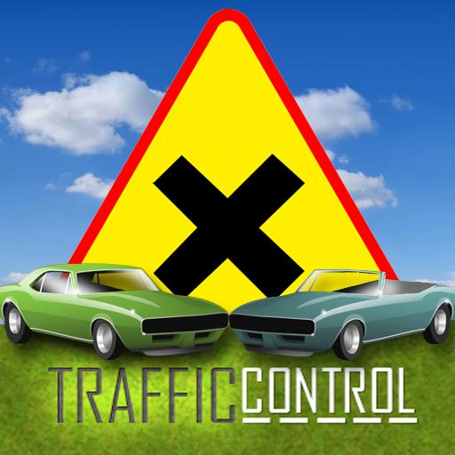 traffic Control DEMO 街機 LOGO-阿達玩APP