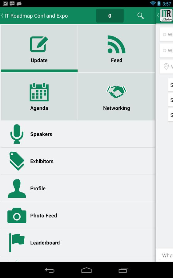 IT Roadmap Conf & Expo - screenshot