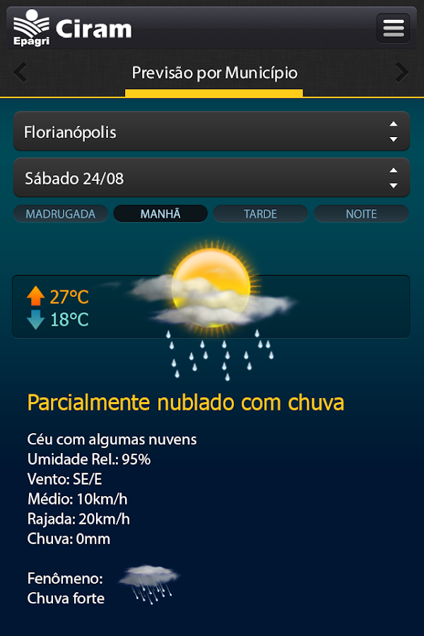 Ciram Mobile- screenshot