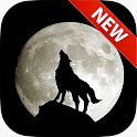 Wolf Moon Wallpapers icon