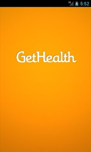 GetHealth - Get health today! - screenshot thumbnail
