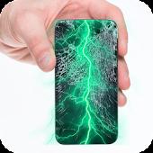 Electric Crack Screen