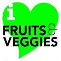 I Heart Fruits and Veggies logo
