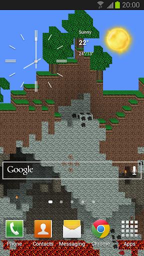玩免費個人化APP|下載Block terrain app不用錢|硬是要APP