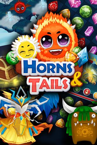 Horns & Tails Mod Apk v1.04