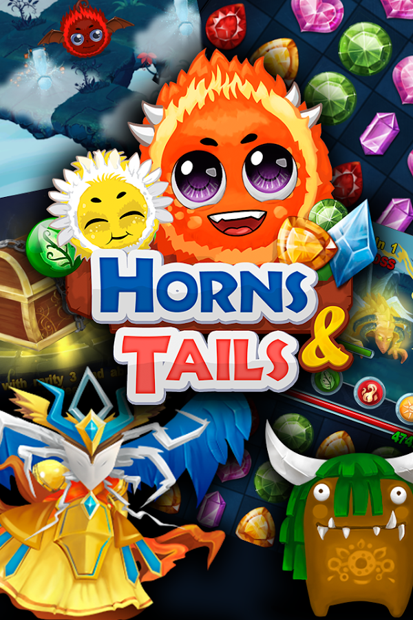 Horns & Tails- screenshot