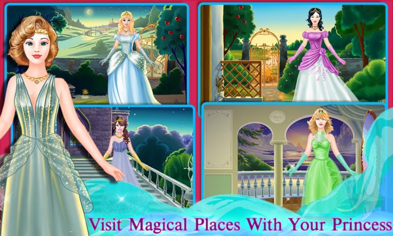 Fairy Tale Princess Dress Up - Revenue & Download estimates - Google ...