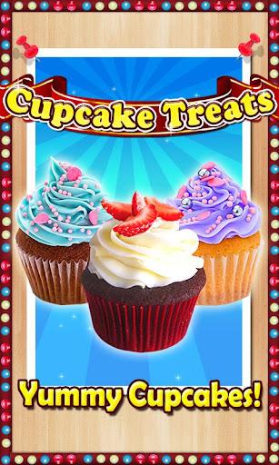 Maker - Cupcake Treats