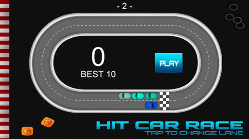 Hit Car Race