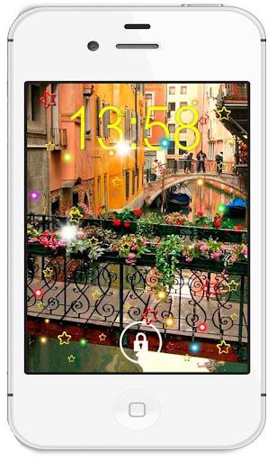 【免費個人化App】Venice Flowers live wallpaper-APP點子