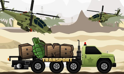 Bomb Transport- screenshot thumbnail