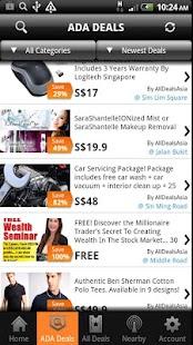 AllDealsAsia All Deals ADA App- screenshot thumbnail