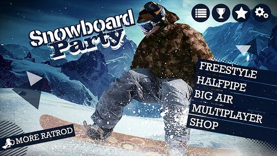 Snowboard Party Screenshot 14
