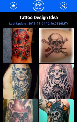 毎日のタトゥーのデザインアイデア