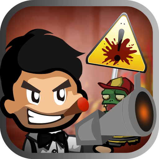 Crook Walk Blvd Zombies 動作 App LOGO-硬是要APP