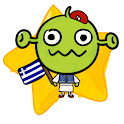 [B]TypingCONy for Greek logo