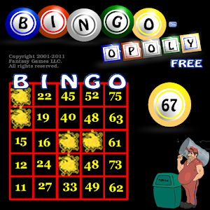 Bingo-Opoly Free for PC and MAC
