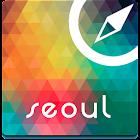 ソウルオフライン地図案内フライト icon