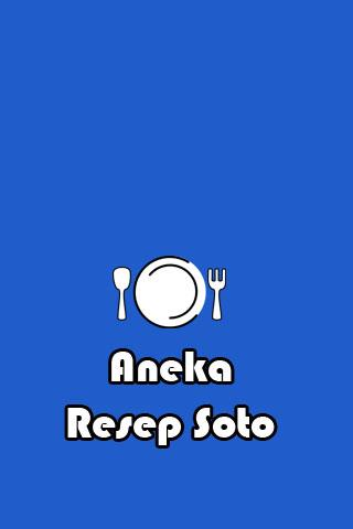 Aneka Resep Soto