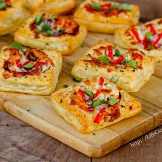 Pizza Tarts.