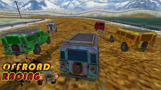 Offroad Racing 3D Game