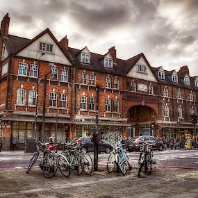Spitalfields Market by Laura Prieto - City,  Street & Park  Markets & Shops ( east end, liverpool street, london, hdr, spitalfields,  )