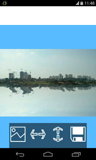 Water Photo Effect