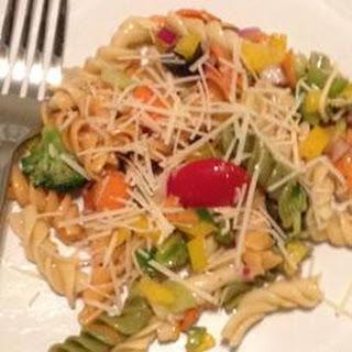 Perfectly Pasta Salad.