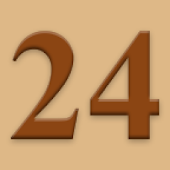 24 Number puzzle game