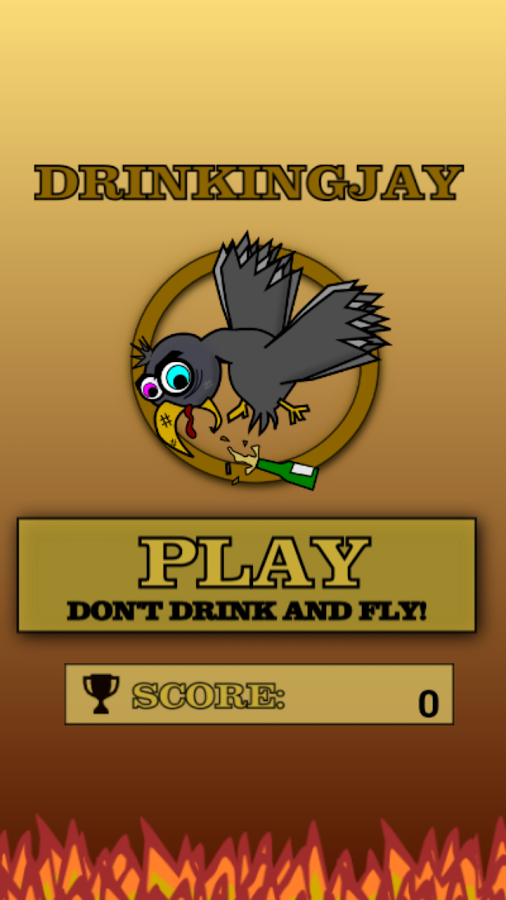 Drinkingjay- screenshot