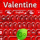 GO Keyboard Valentine's Day