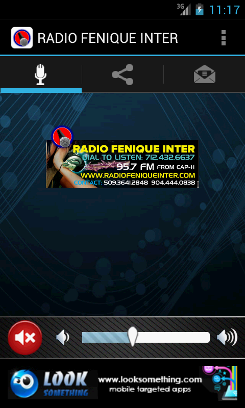 RADIO FENIQUE INTER - screenshot