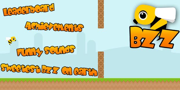 Flappy Bzz - Top Free Arcade