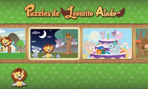 Puzzles de Leoncito Alado PRO