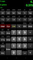 Screenshot of NeoCal Lite Calculator