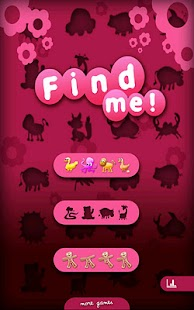 Find me! for kids- screenshot thumbnail