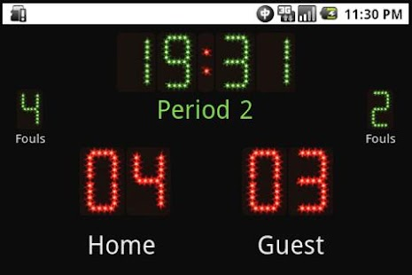 Scoreboard +++- screenshot thumbnail