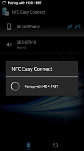NFC-Schnellverbindung Screenshot