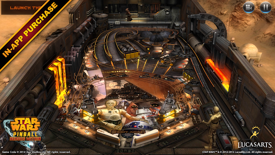 Star Wars™ Pinball 4 Screenshot 44