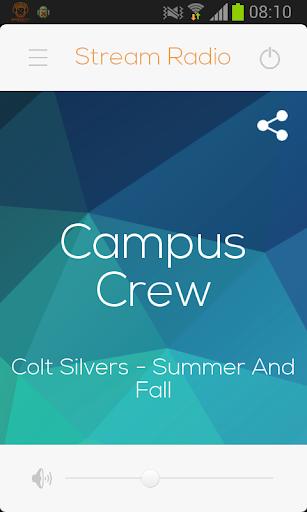 Campus Crew Livestream