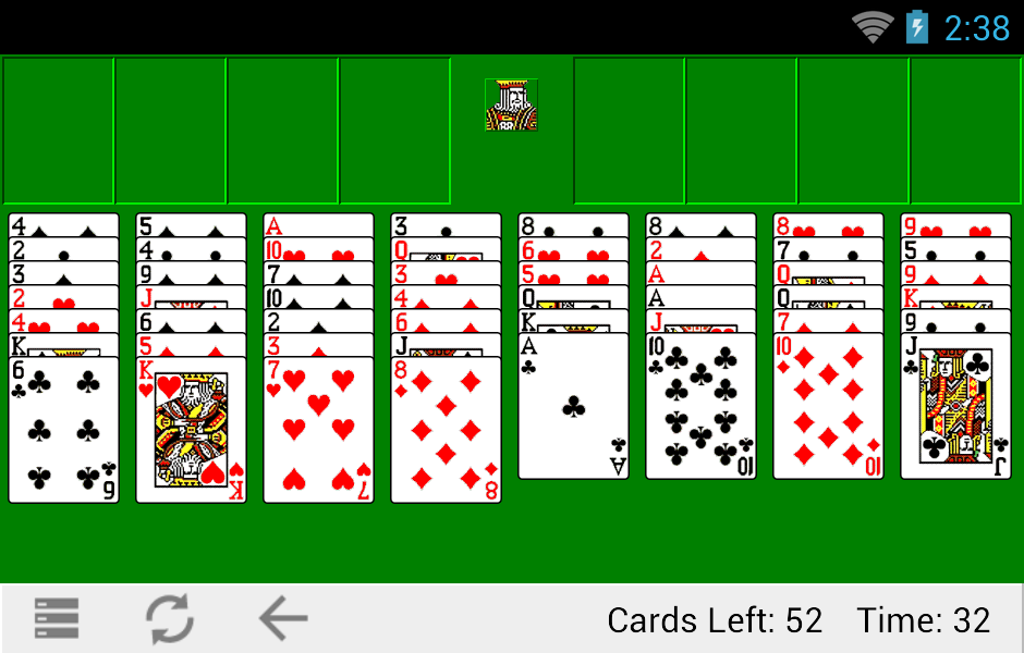 Freecell Solitär 2