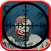 Zombies Sniper Battle