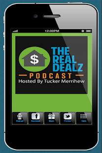 The Real Dealz Podcast- screenshot thumbnail